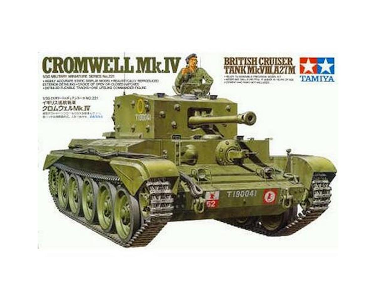 Tamiya 1/35 Cromwell Mk.IV Cruiser Tank