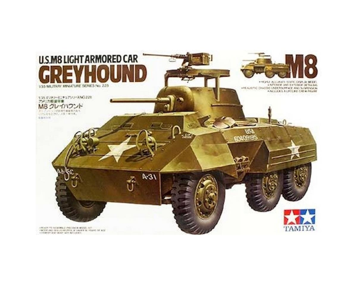 1/35 US M8 Light Truck Greyhound by Tamiya