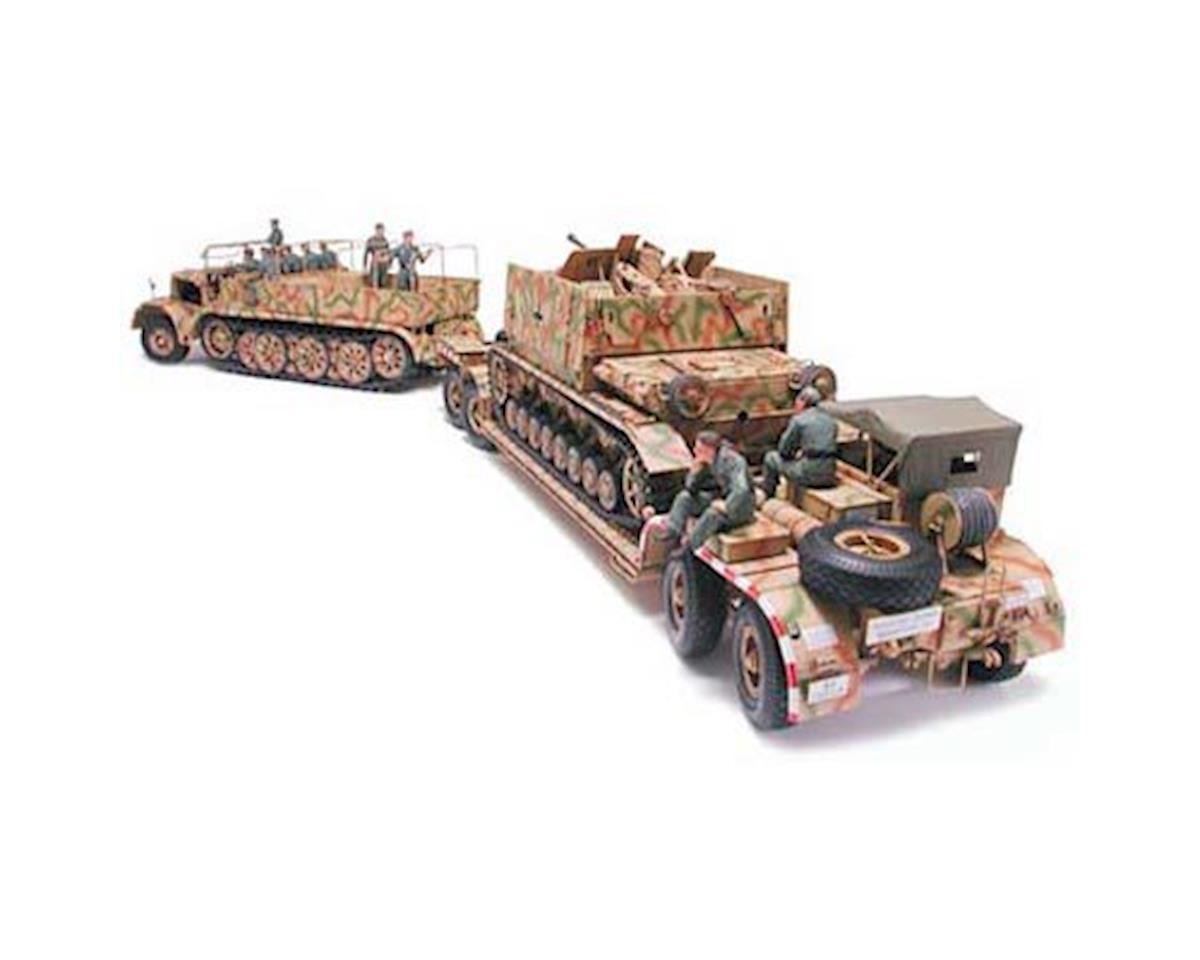 Tamiya 1/35 Ger Famo&Tank Supprt