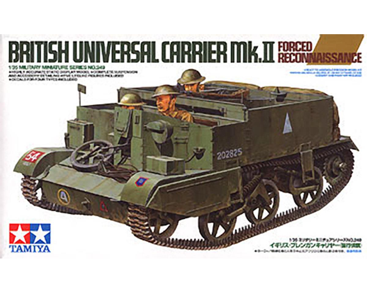 Tamiya 1/35 British Univ Carrier MKII