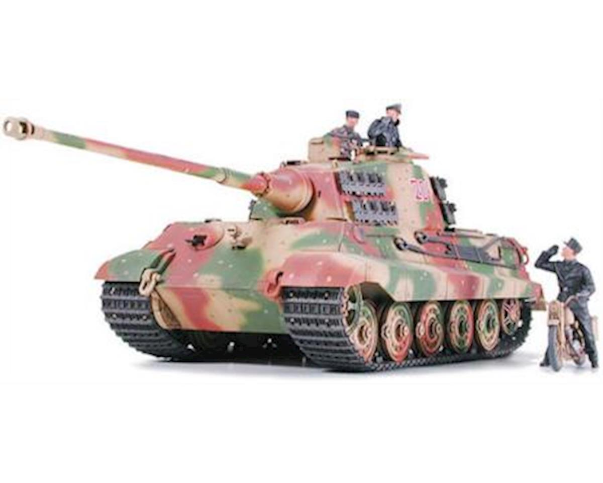 Tamiya 1/35 German King Tiger Tank Ardennes Front