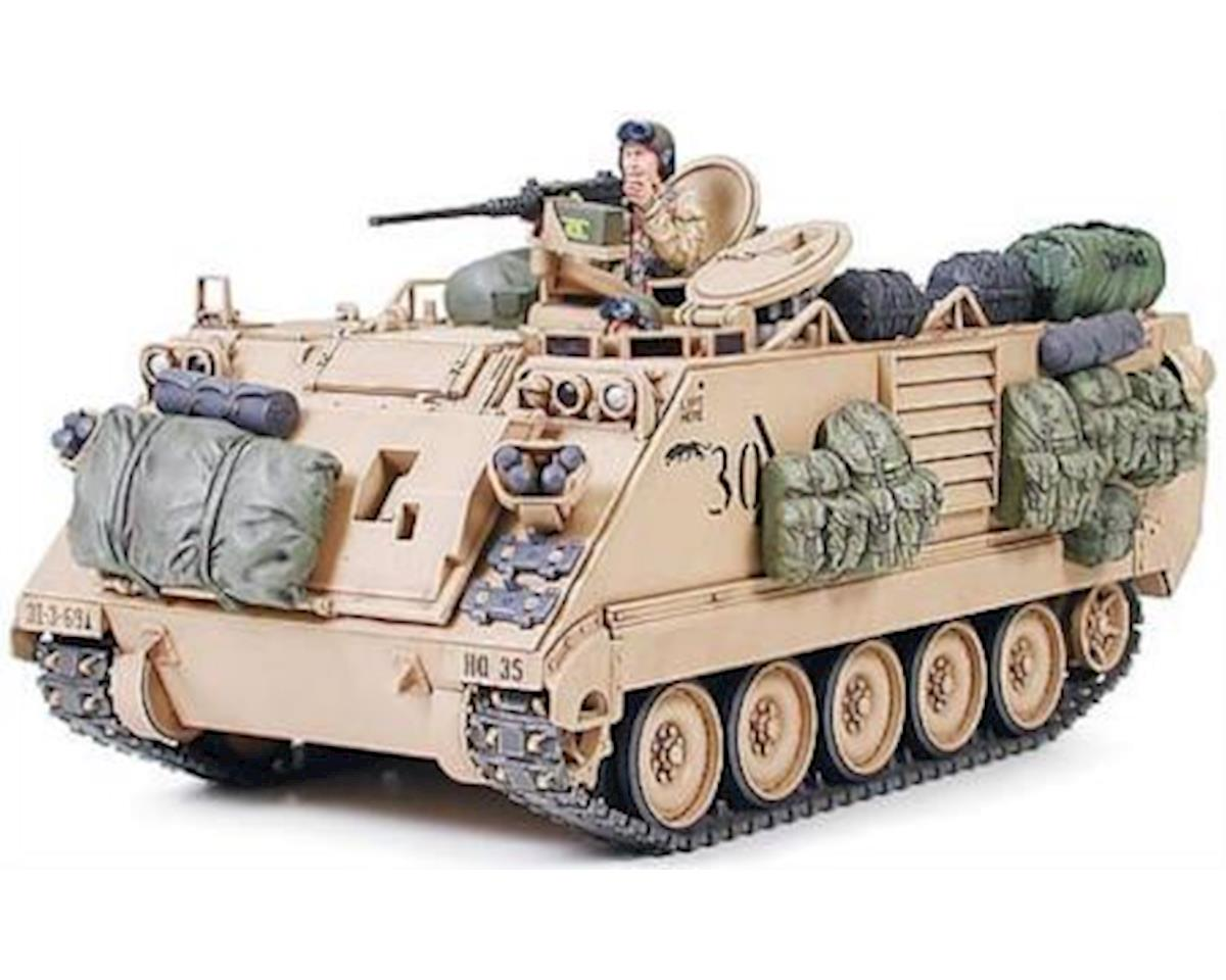 Tamiya 1/35 US M113A2 Personnel Carrier Desert Version