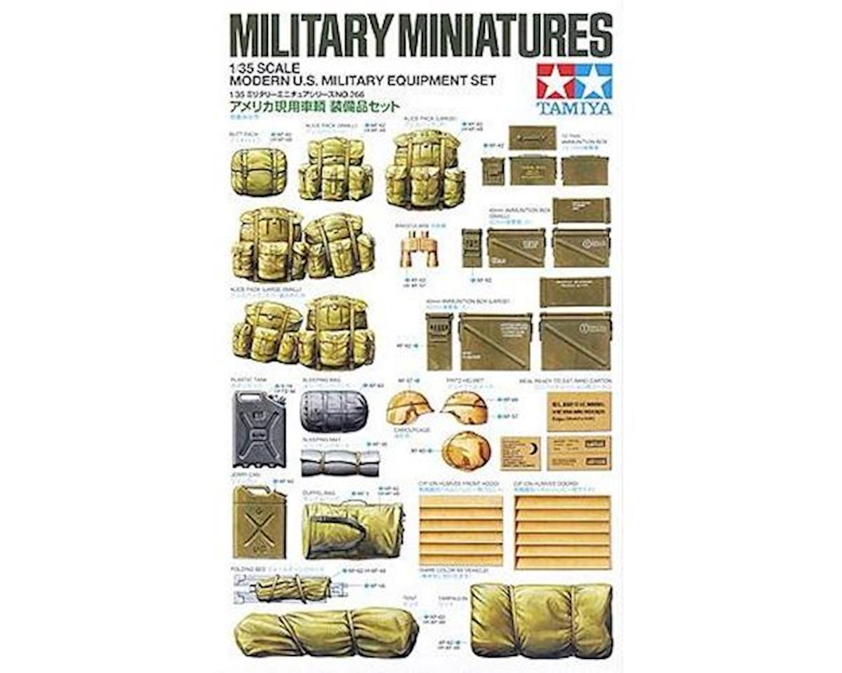 Tamiya 1/35 Mod US Military Equip Set