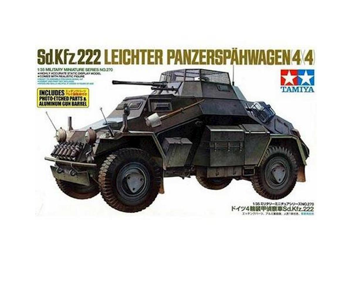 Tamiya 1/35 Sd.Kfz 222 W/Photo Etched Part