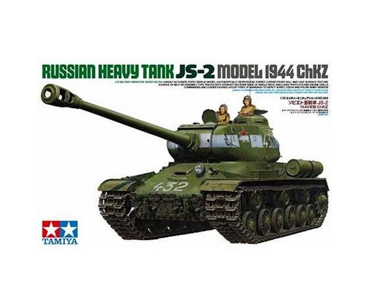 1/35 Russian Hvy Tnk JS-2 Model '44 ChKZ by Tamiya