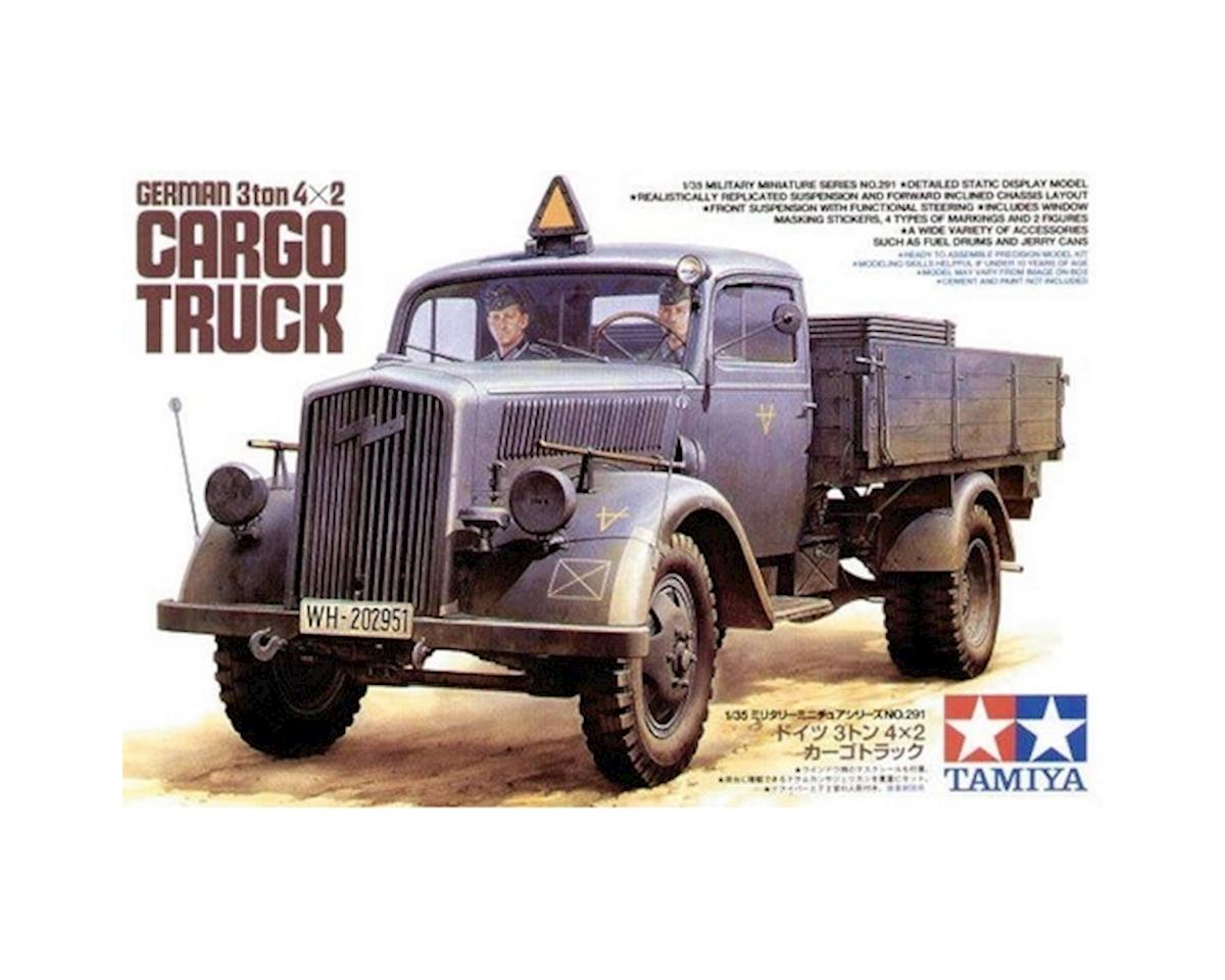Tamiya 1/35 German 3 Ton 4x2 Cargo Truck