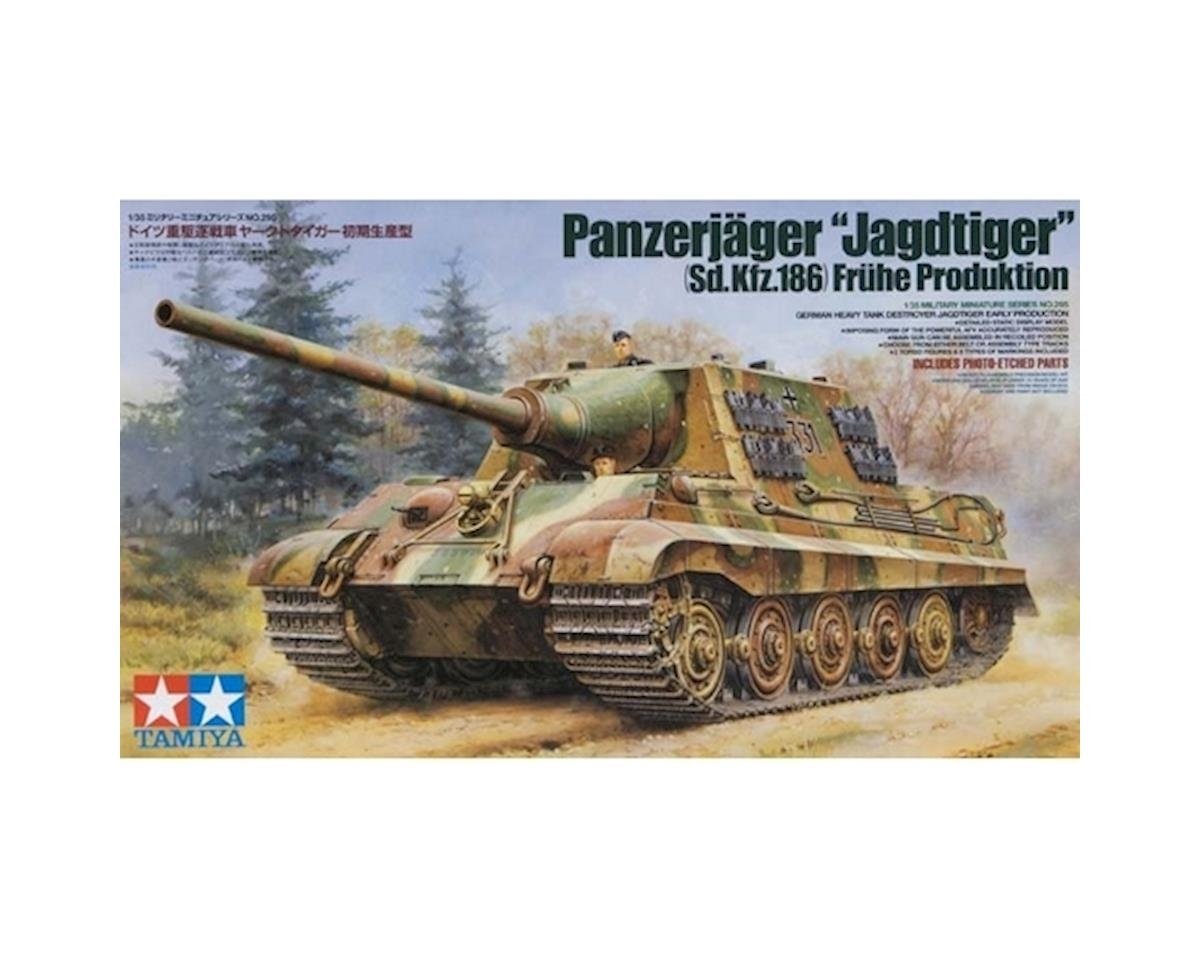 1/35 German Heavy Tank Destroyer Jagdtiger by Tamiya