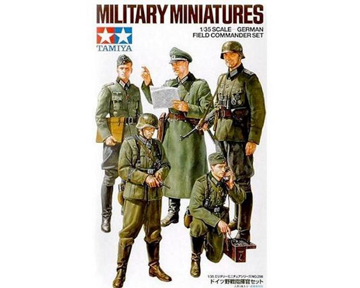 1/35 German Field Comand Set(ICM) by Tamiya