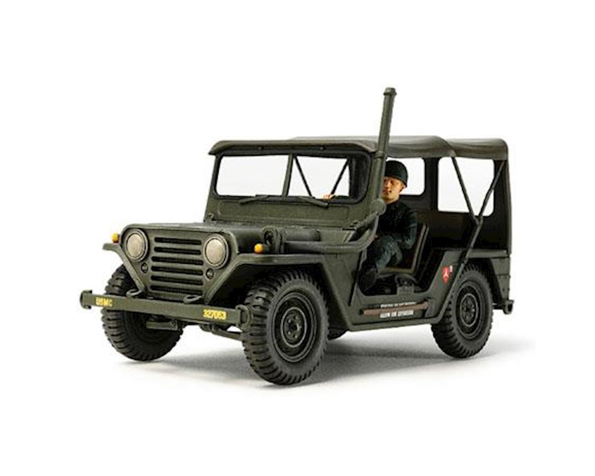1 35 US UTIL TRK M151A1 by Tamiya