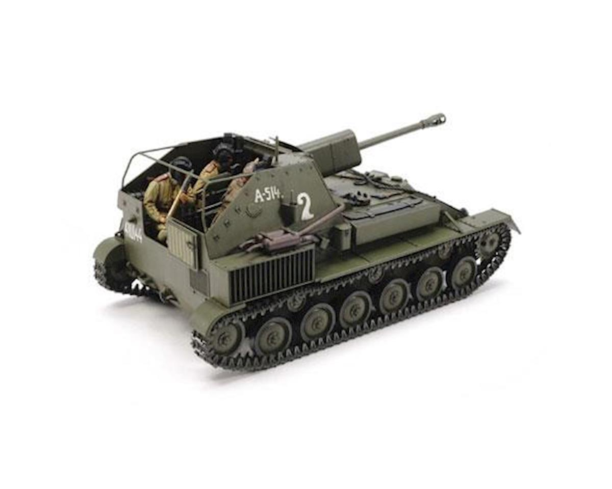 Tamiya 1/35 Russian Self-Propelled Gun SU-76M