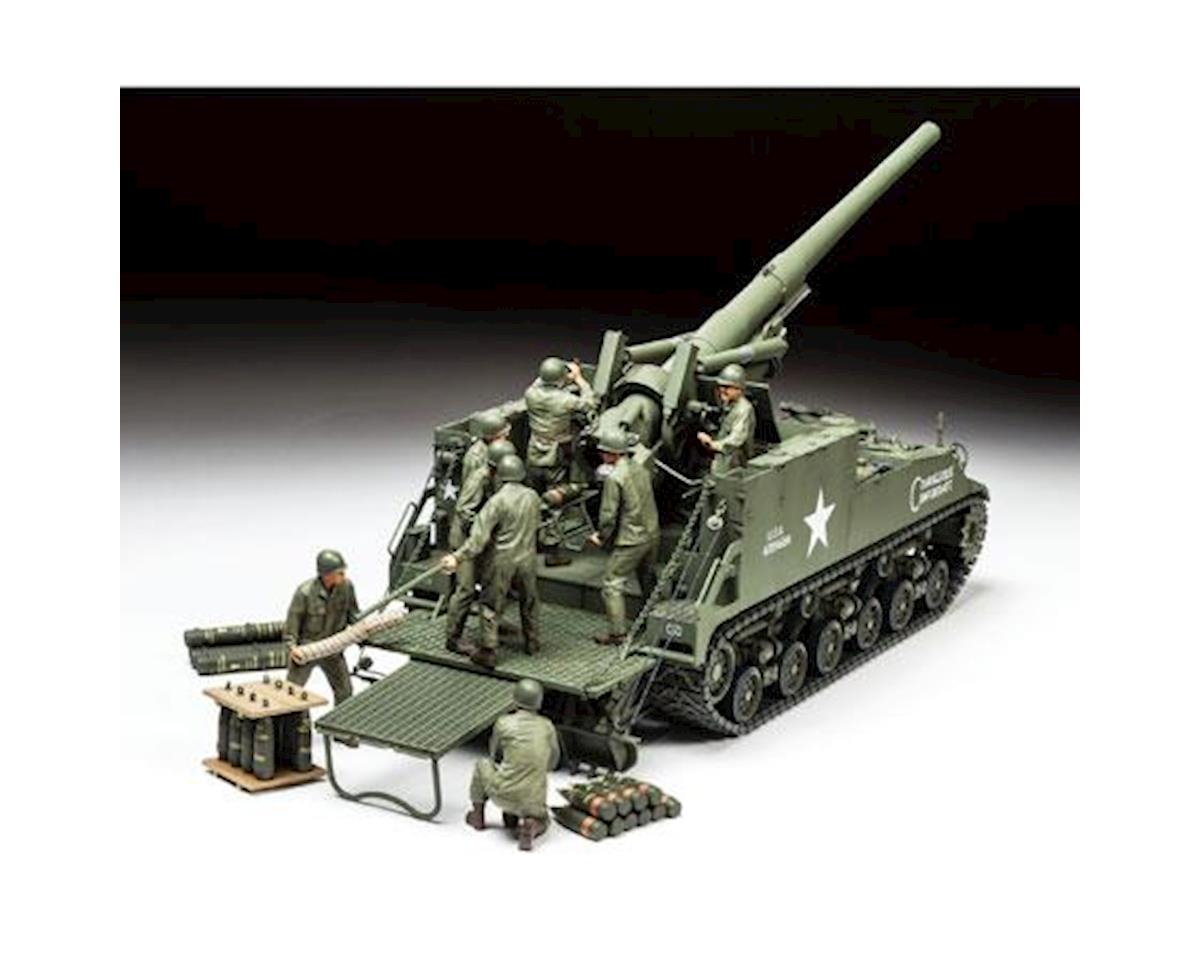 Tamiya 1/35 U.S. Self-Propelled 155mm Gun M40