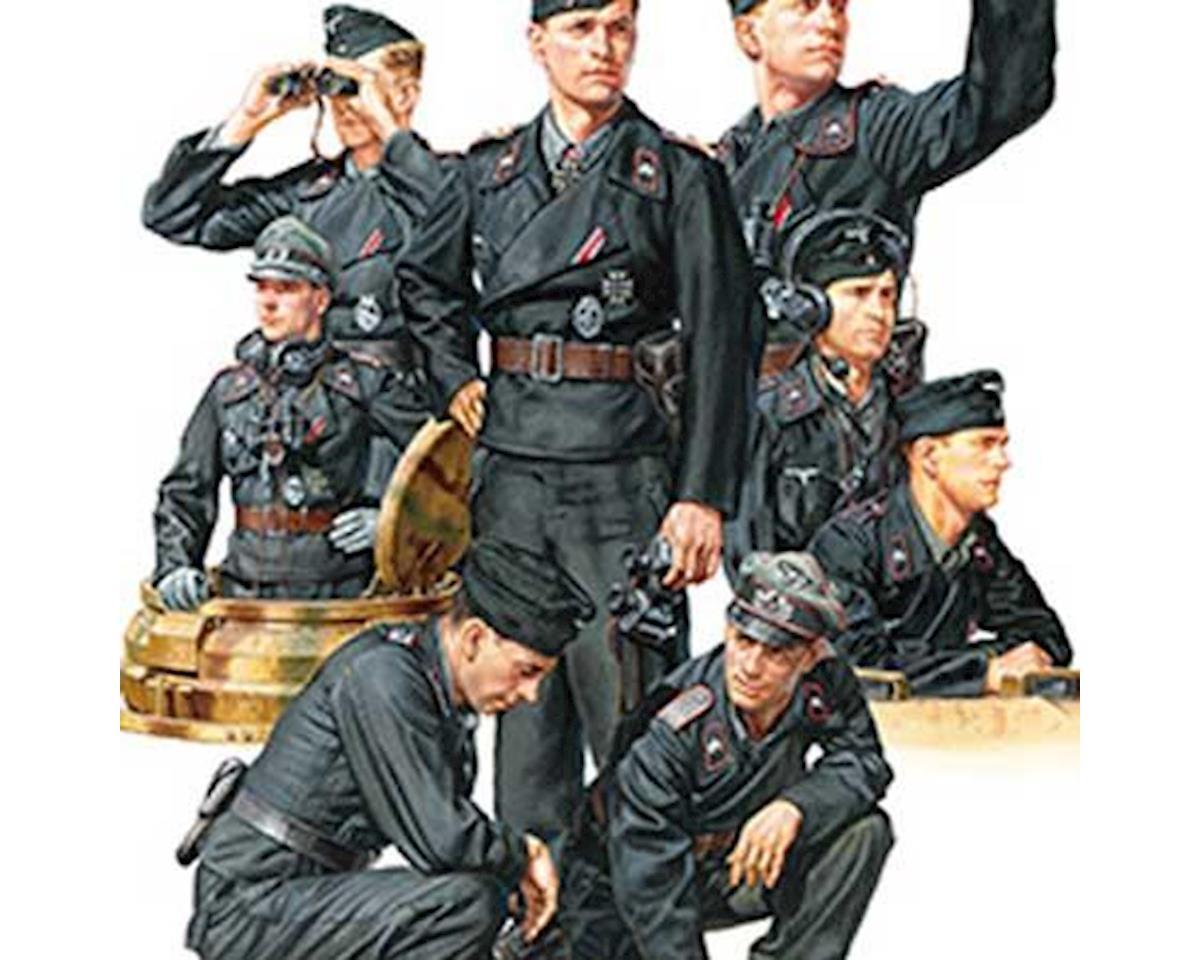 Tamiya 35354 1/35 Wehrmacht Tank Crew Set
