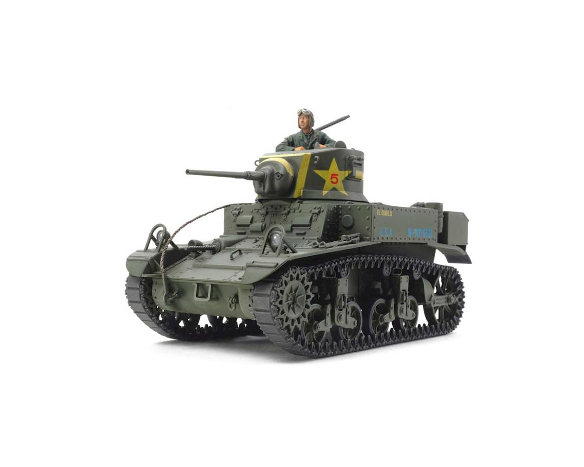 Tamiya 1/35 U.S. Light Tank M3 Stuart Late Production