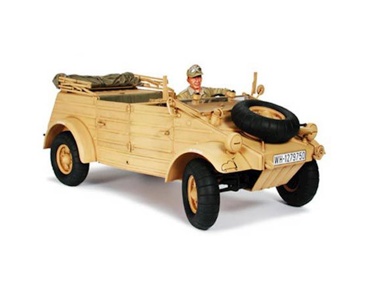 Tamiya 36202 1/16 German Kubelwagen Type82 Africa Corps