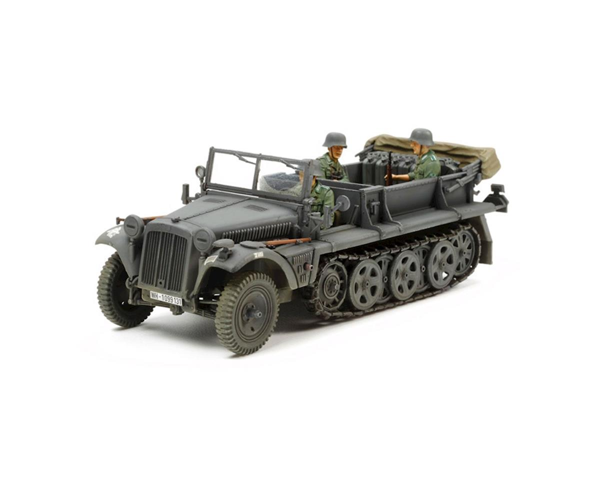 37016, 1/35 German 1T Half-Track Sd.Kfz 10 by Tamiya