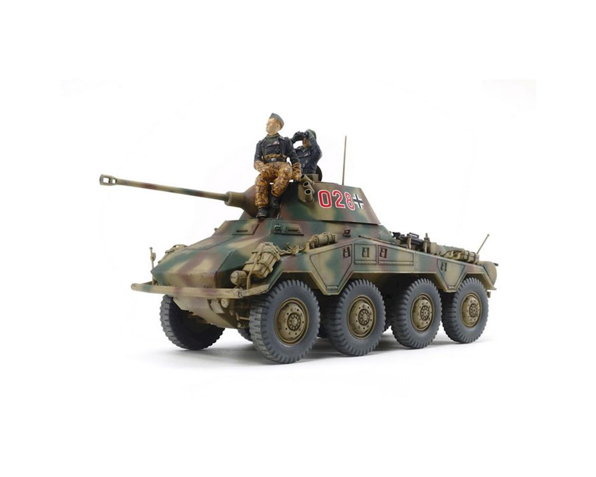 37018, Ger Heavy Armored Car, Sd. Kfz 234/2, Puma by Tamiya