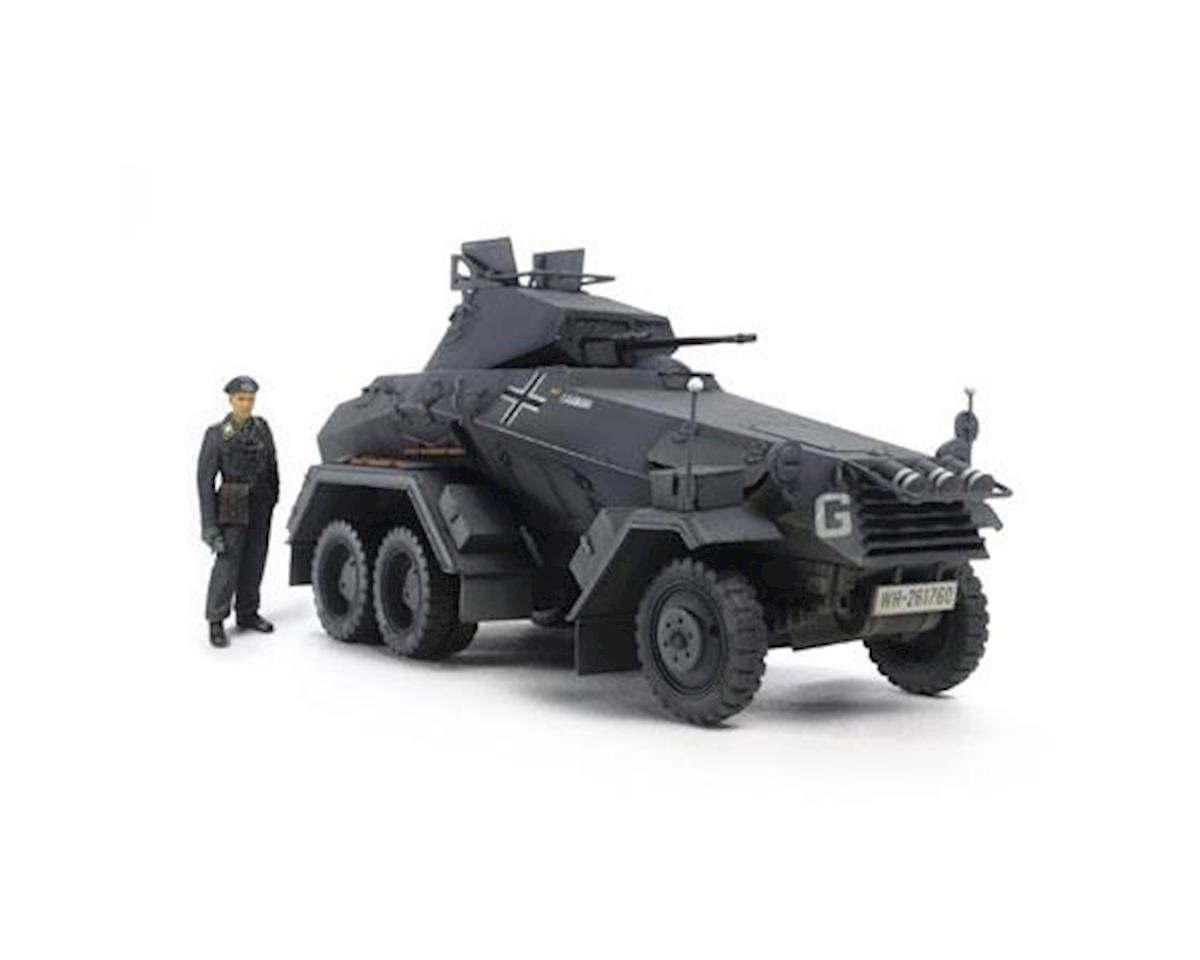 Tamiya 1/35 German 6-Wheeled Sd.Kfz.231 Heavy Armored Car