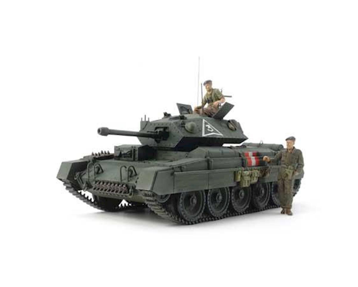 Tamiya 1/35 British Mk.VI Crusader Mk.III Cruiser Tank