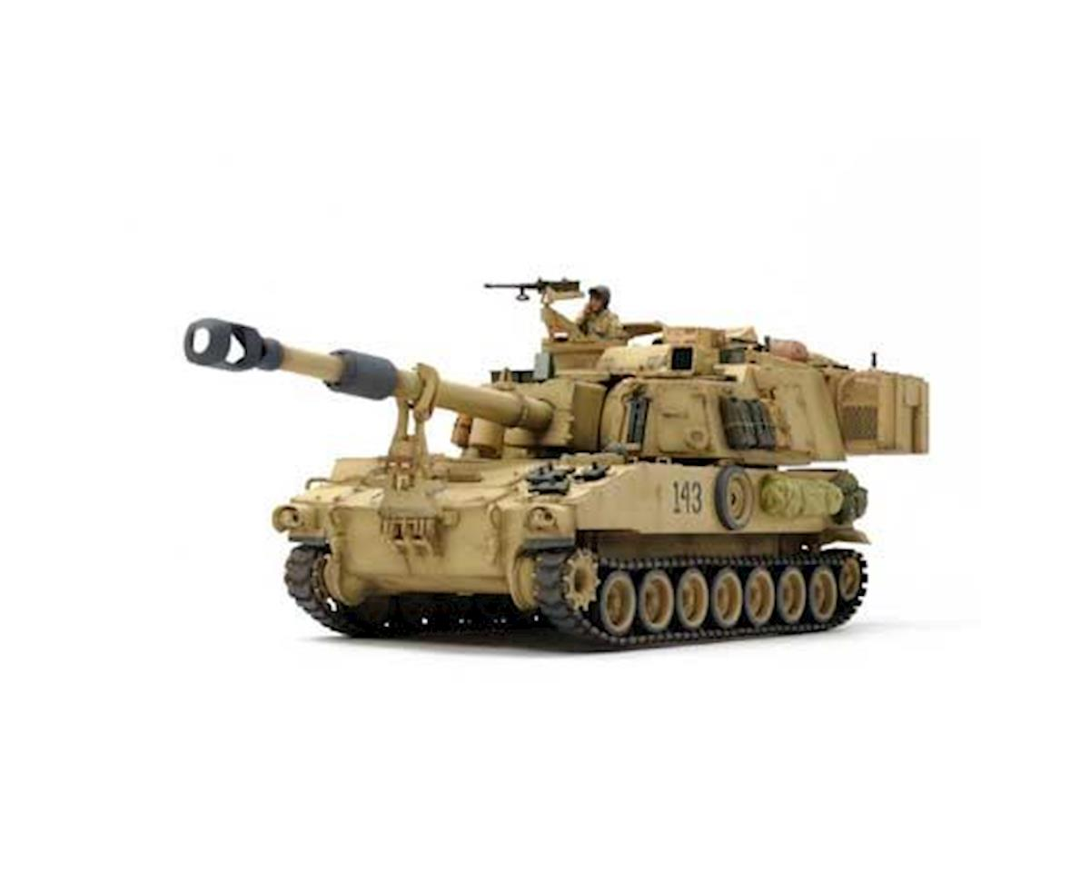 Tamiya 37026 1/35 US Self-Propelled Howitzer M109A6 Paladin