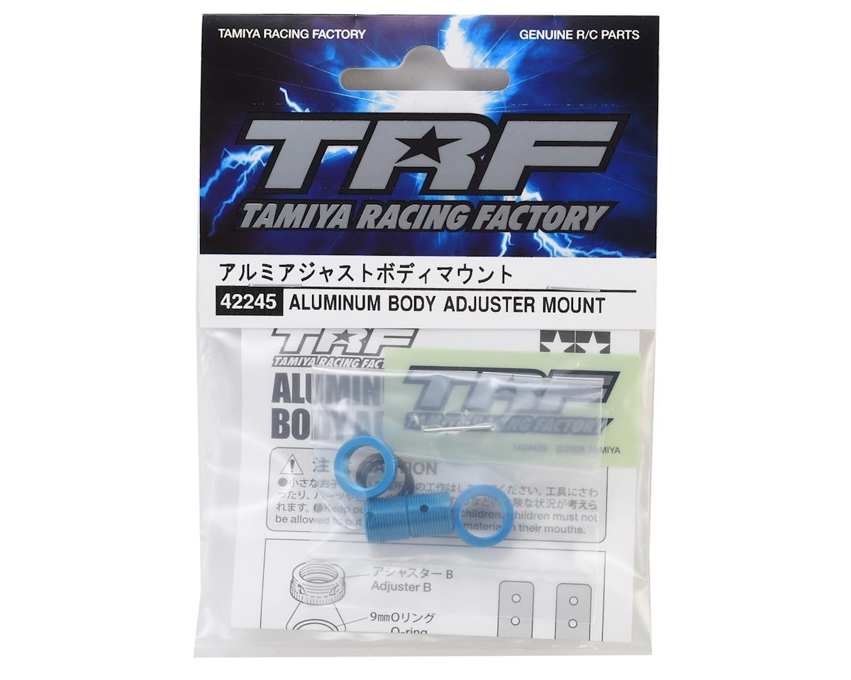 TRF Aluminum Body Mount Adjuster by Tamiya