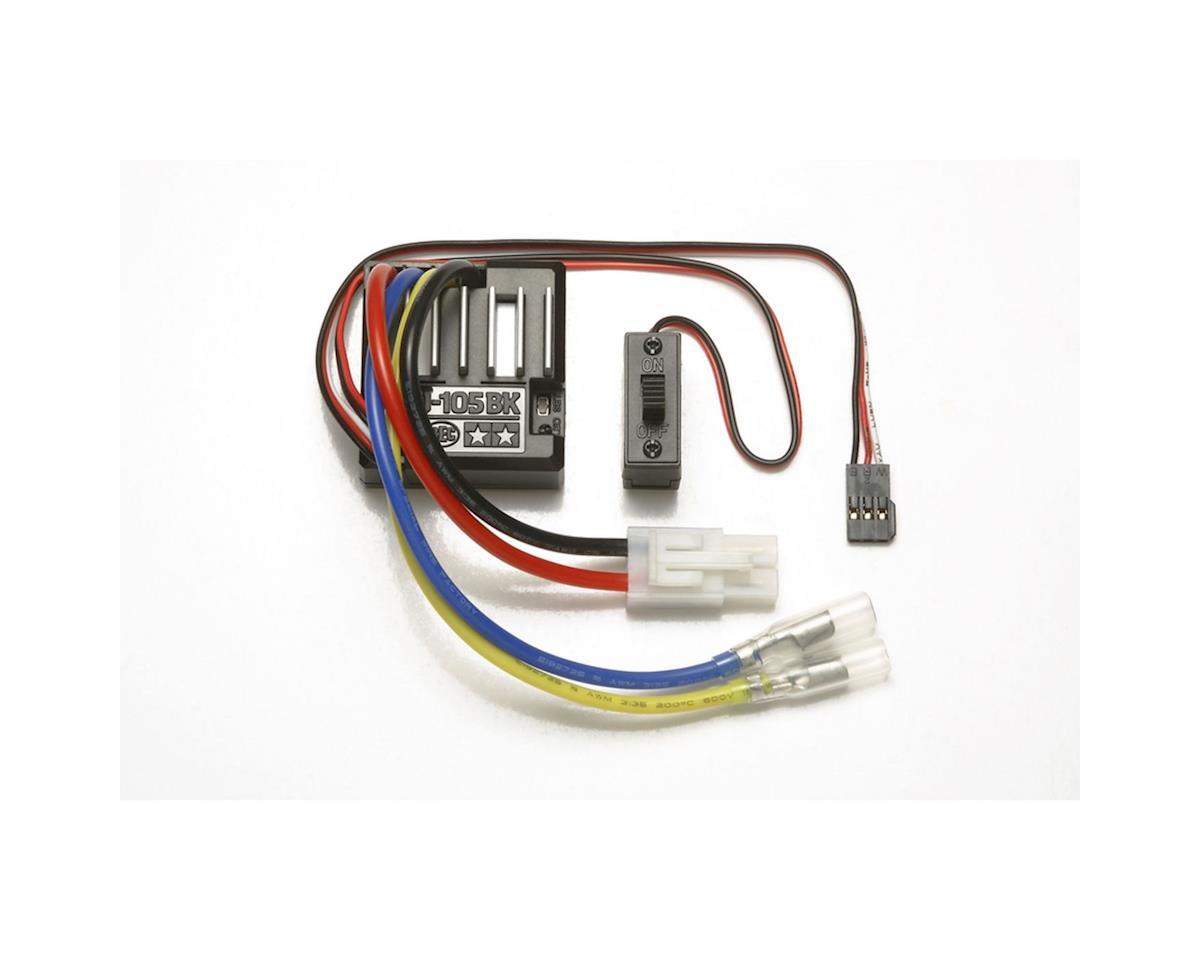 Tamiya ESC TEU-105BK Speed Controller