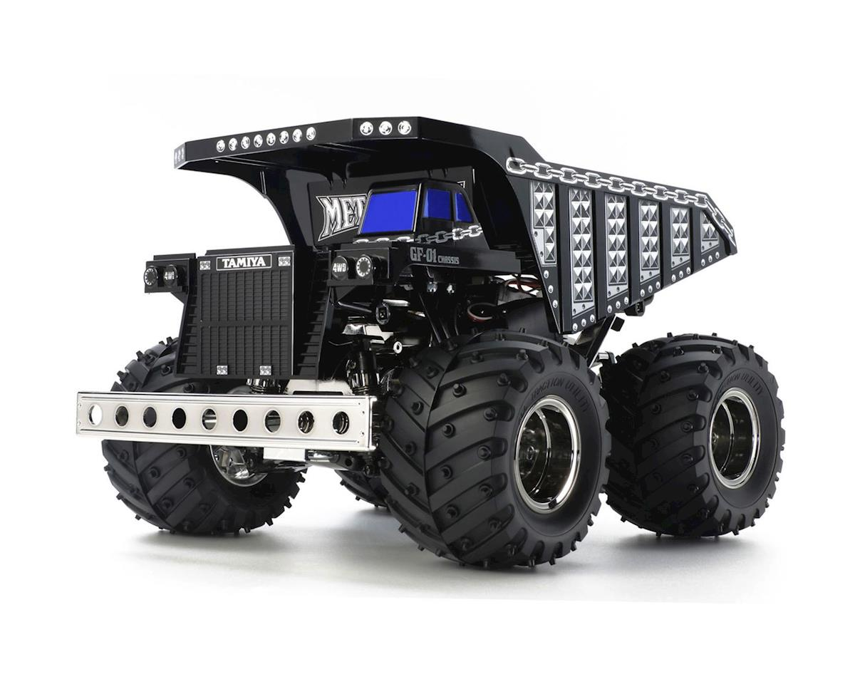 1/24 Metal Dump Truck GF-01 4WD Limited Edition Monster Truck Kit