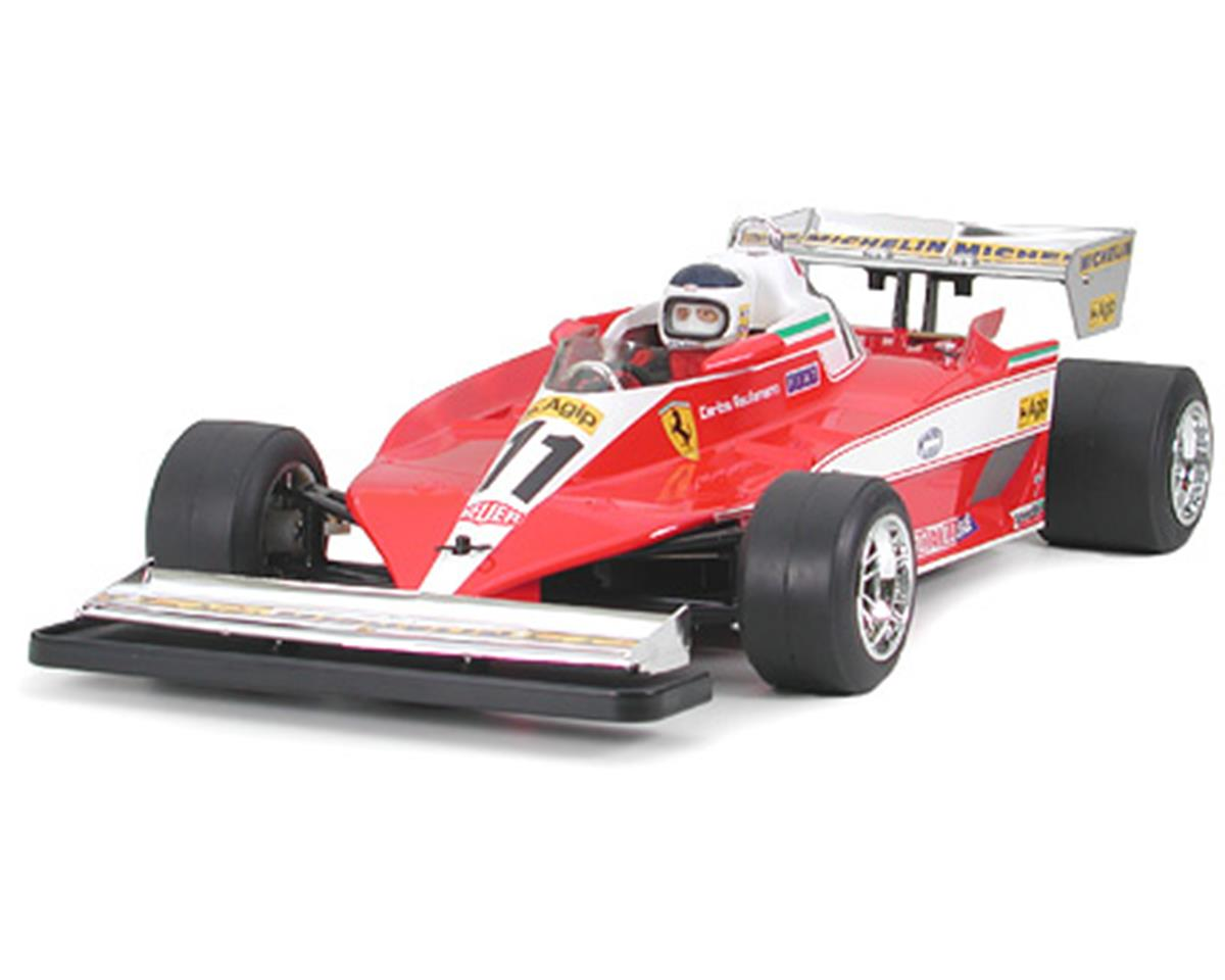 Tamiya Trf103 Ferrari 312t3 F104w 1 10 F1 Chassis Kit Tam47374 Super Ii Red Original Cars Trucks Amain Hobbies