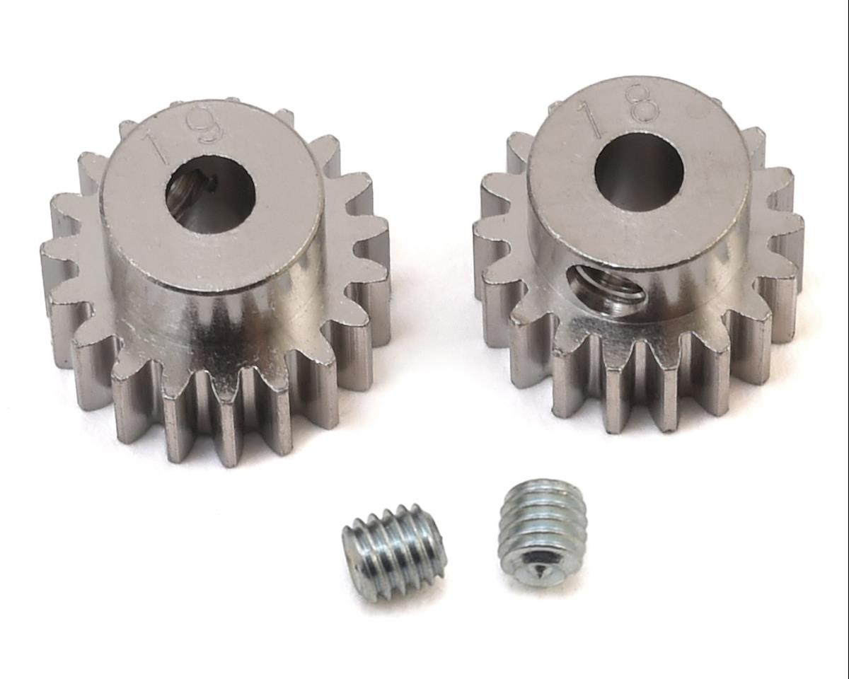 48P AV Pinion Gear Set (18/19T) by Tamiya
