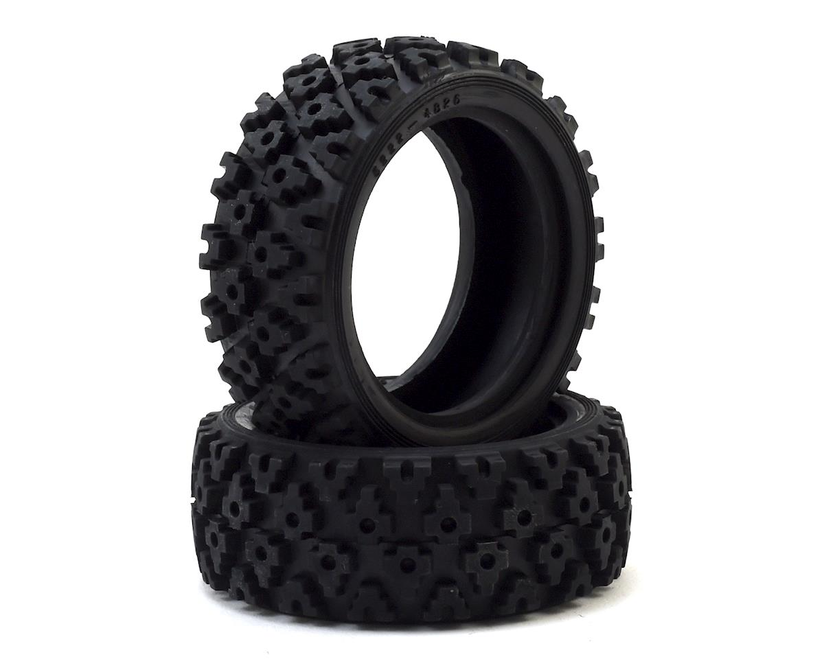 Tamiya Rally Block Tire Set (2) special order chelsey tallant