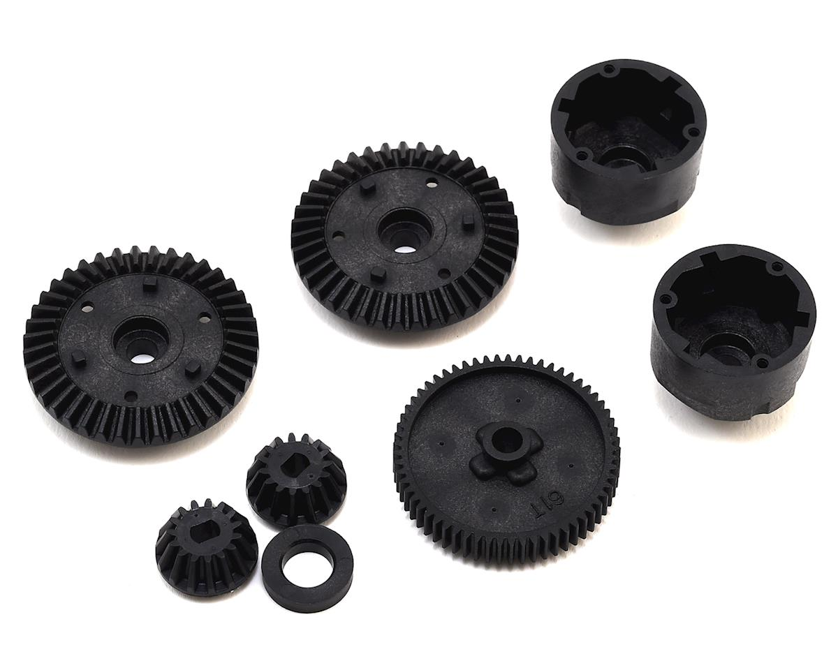 "Tamiya TT-01 ""G Parts"" Gear Set"