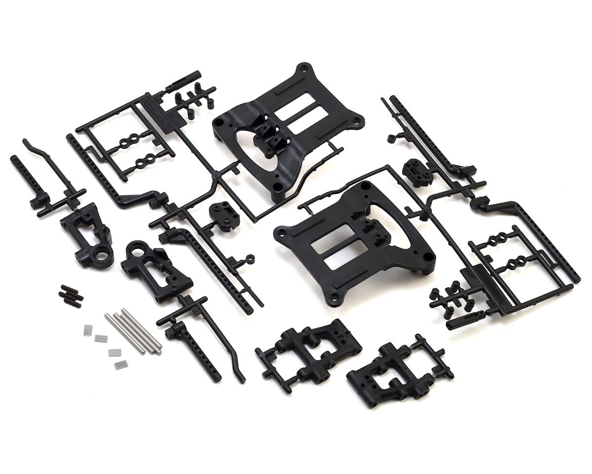 "TT-01D ""B Parts"" Suspension Arm Set by Tamiya TT-01"