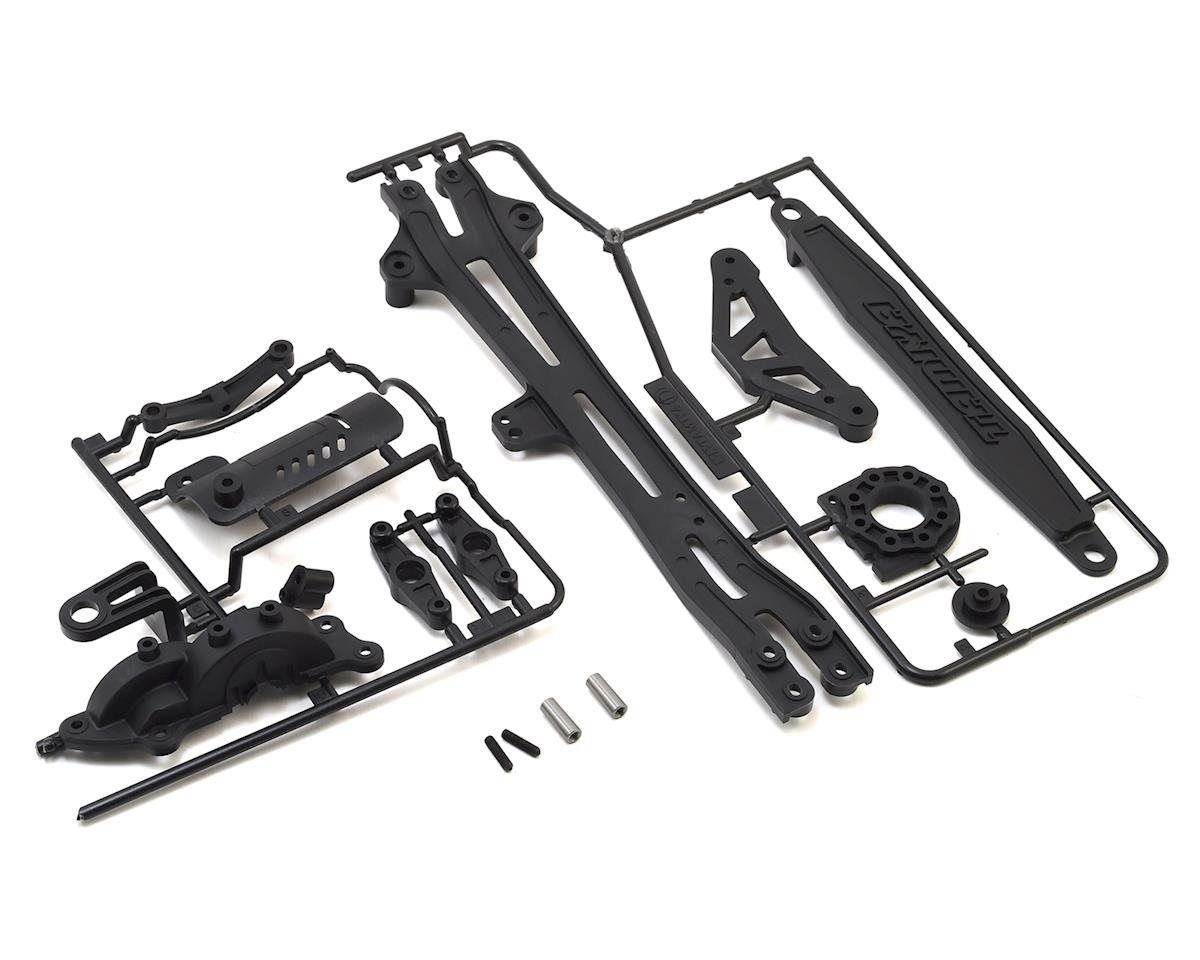 TT-01 Type E Upper Deck Set (D-Parts) by Tamiya