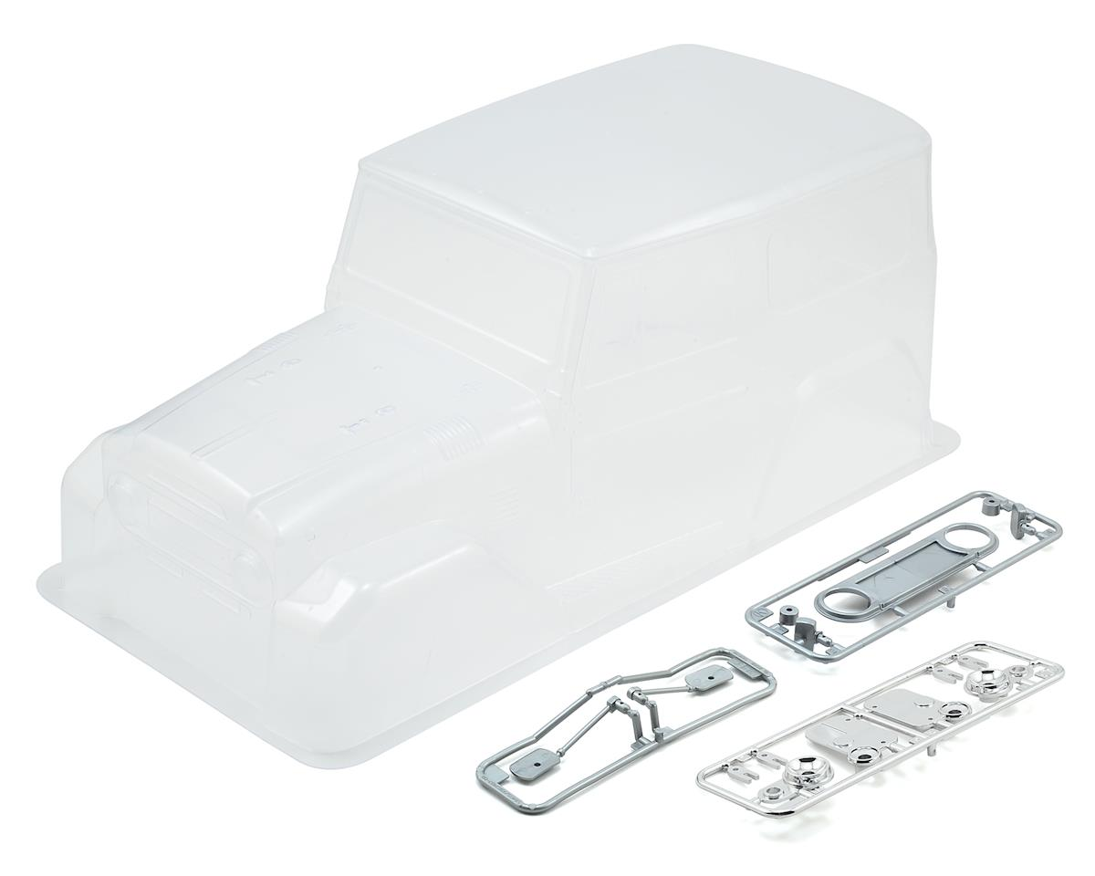 Tamiya CR-01 Toyota Land Cruiser Body Set (Clear)