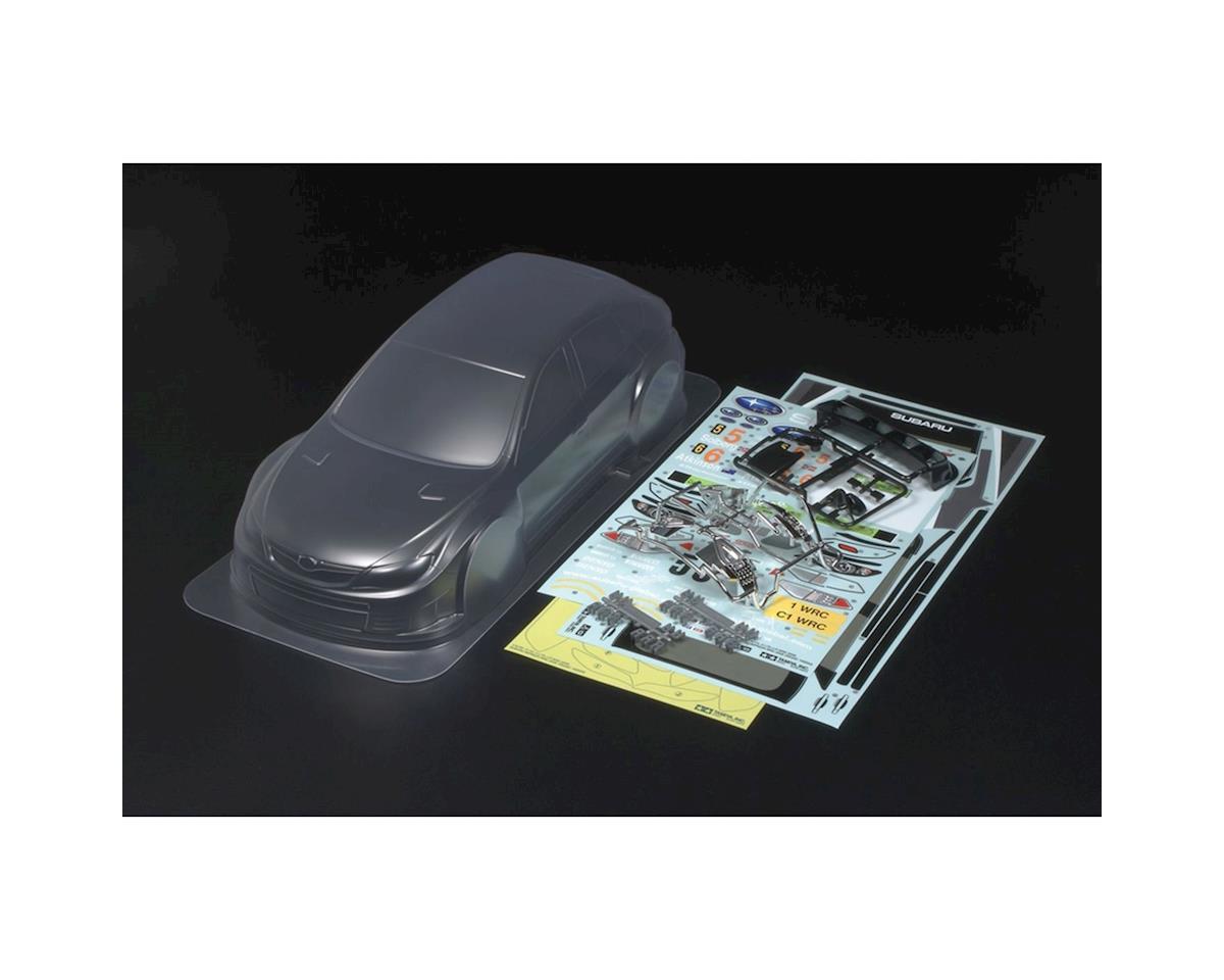 Tamiya Subaru Impreza WRC 2008 Body Set | relatedproducts