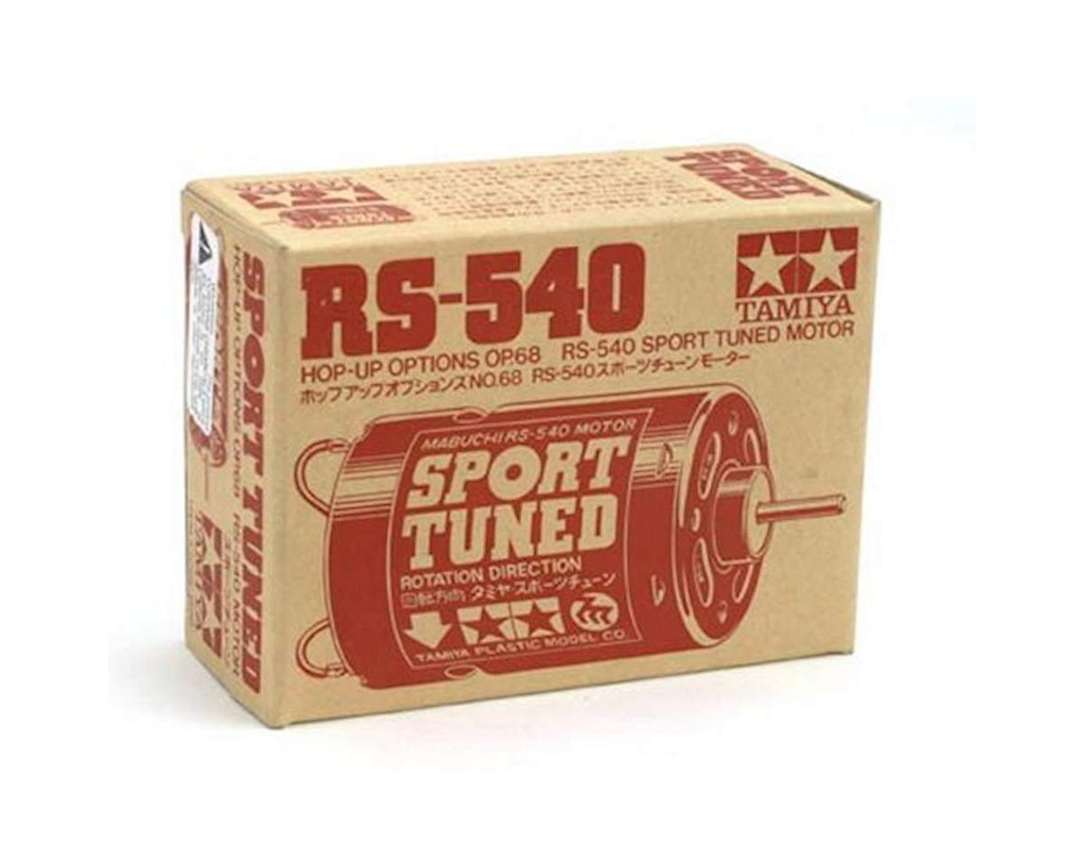 Tamiya RS540 Sport Tuned Motor: All 540