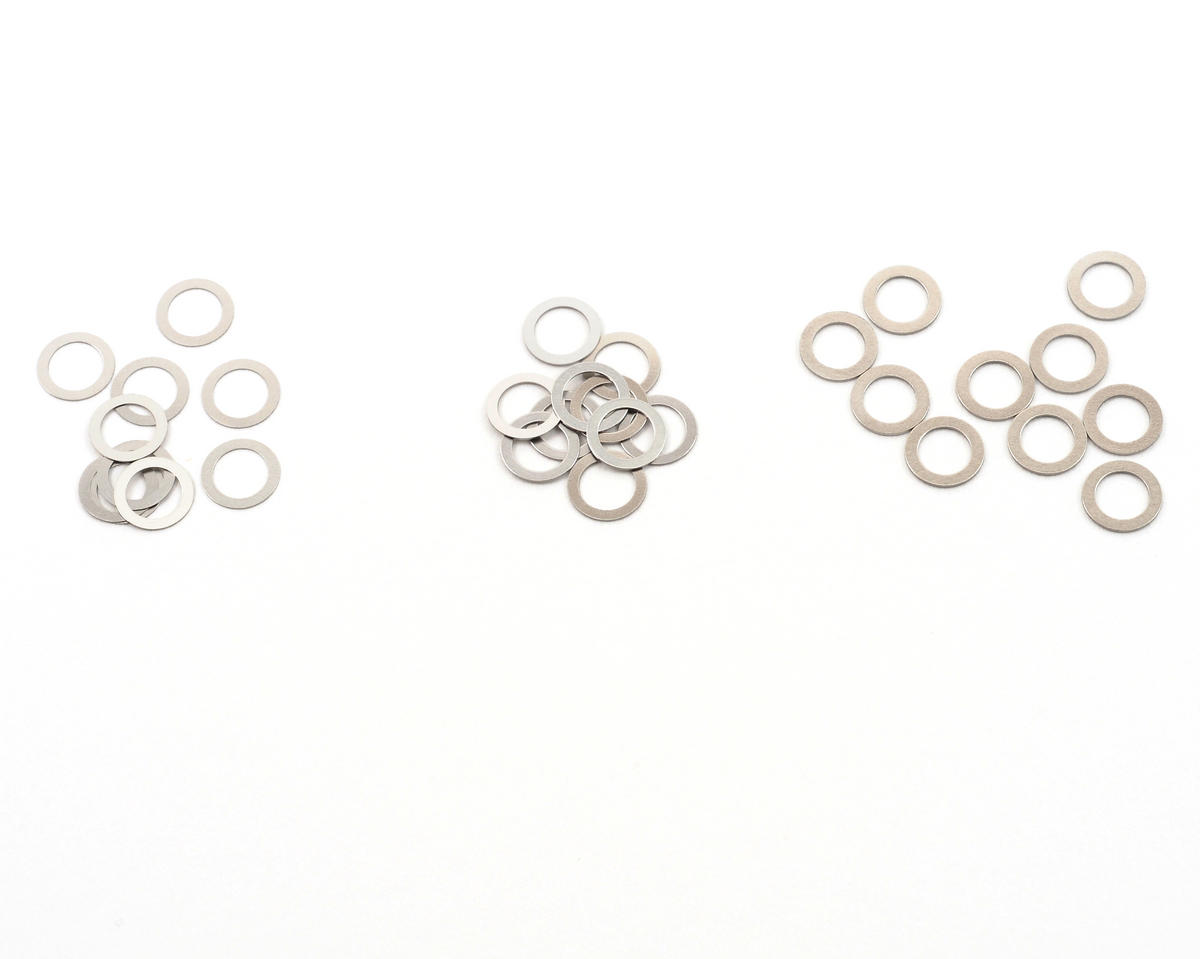 Tamiya 5mm Aluminum Shim Set (30)