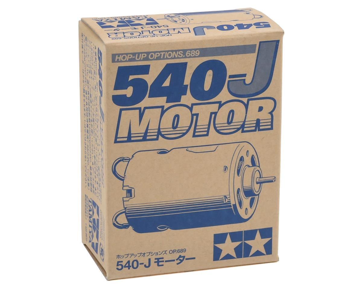 Motor 27T Brushed 540 - J Motor by Tamiya