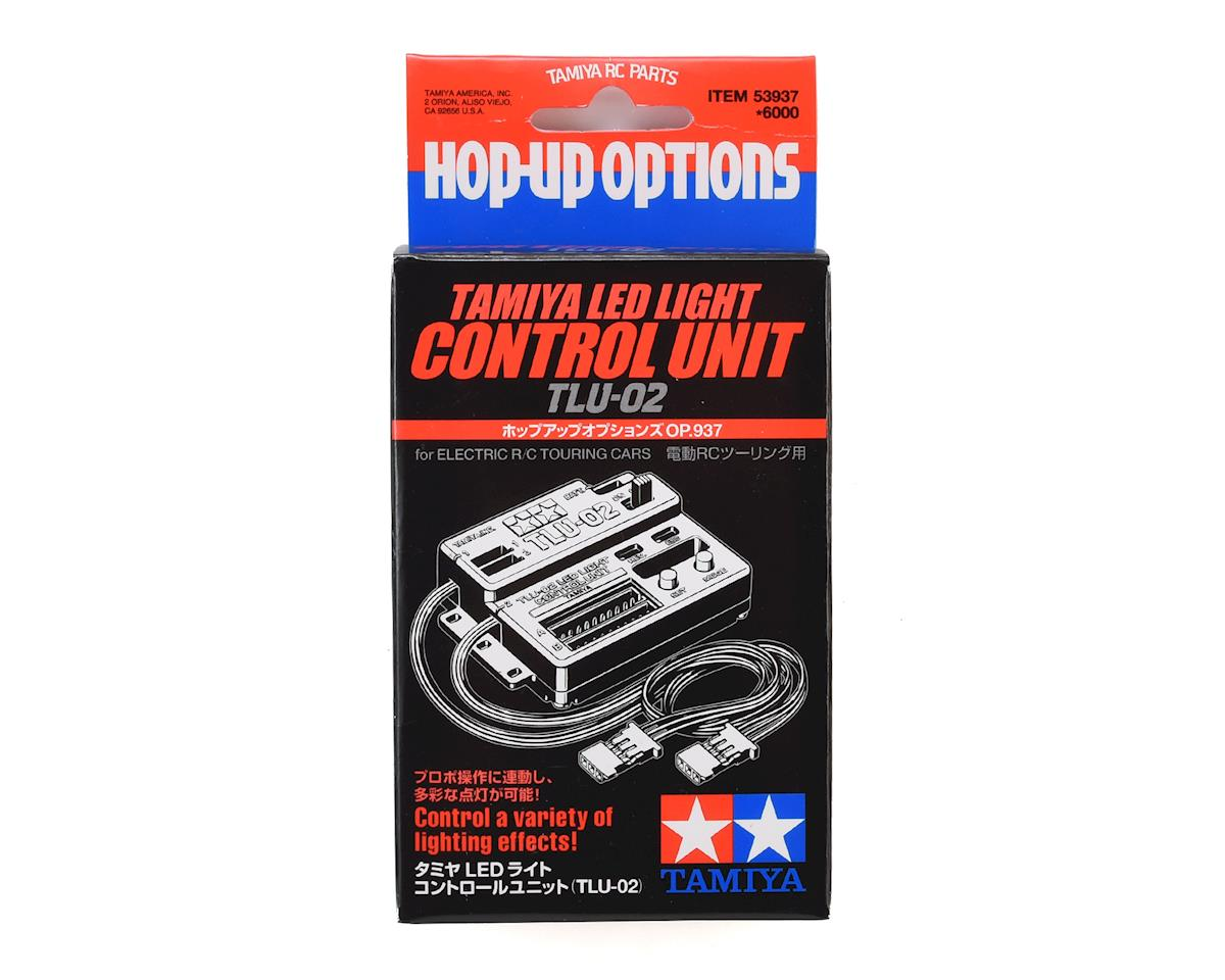 TLU-02 LED Light Control Unit by Tamiya