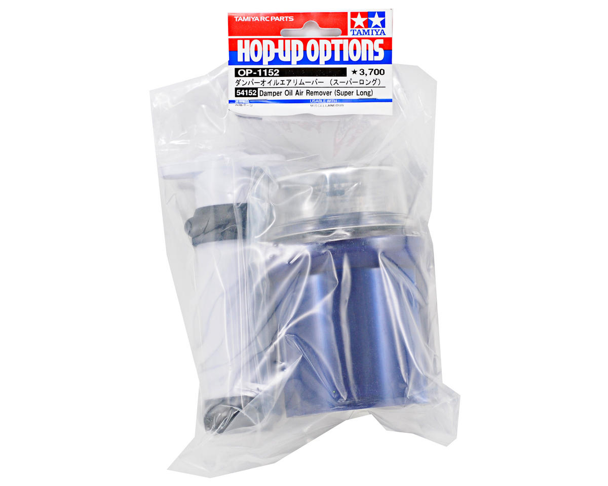Tamiya Shock Oil Air Removal Tool (Super Long)