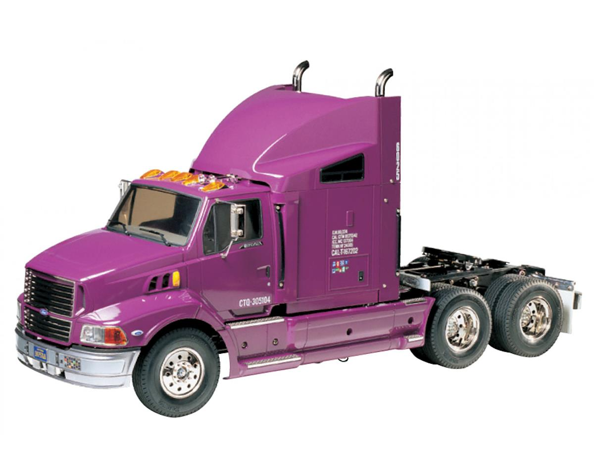 1/14 Ford Aeromax 6x4 Semi Truck Kit