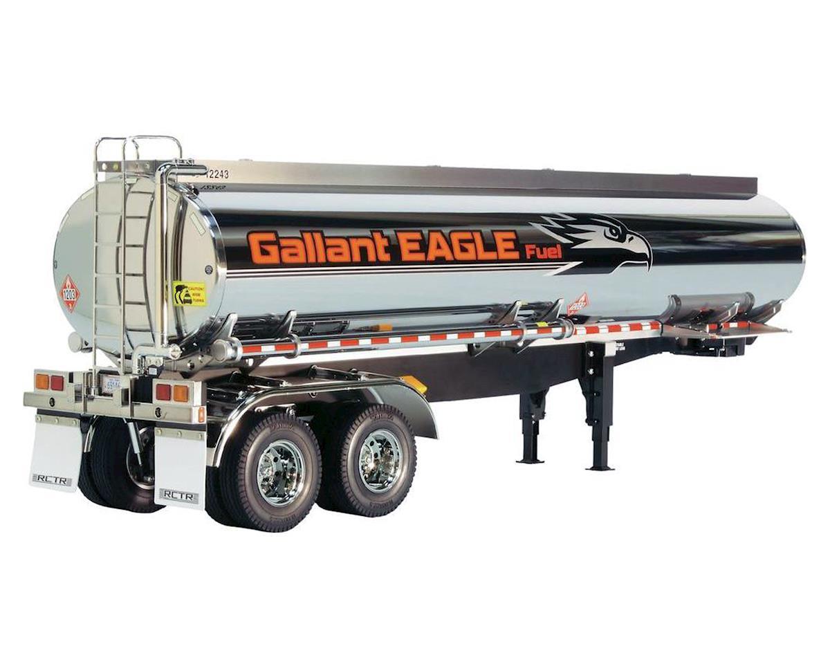 Tamiya 1/14 Semi Truck Fuel Tanker Trailer