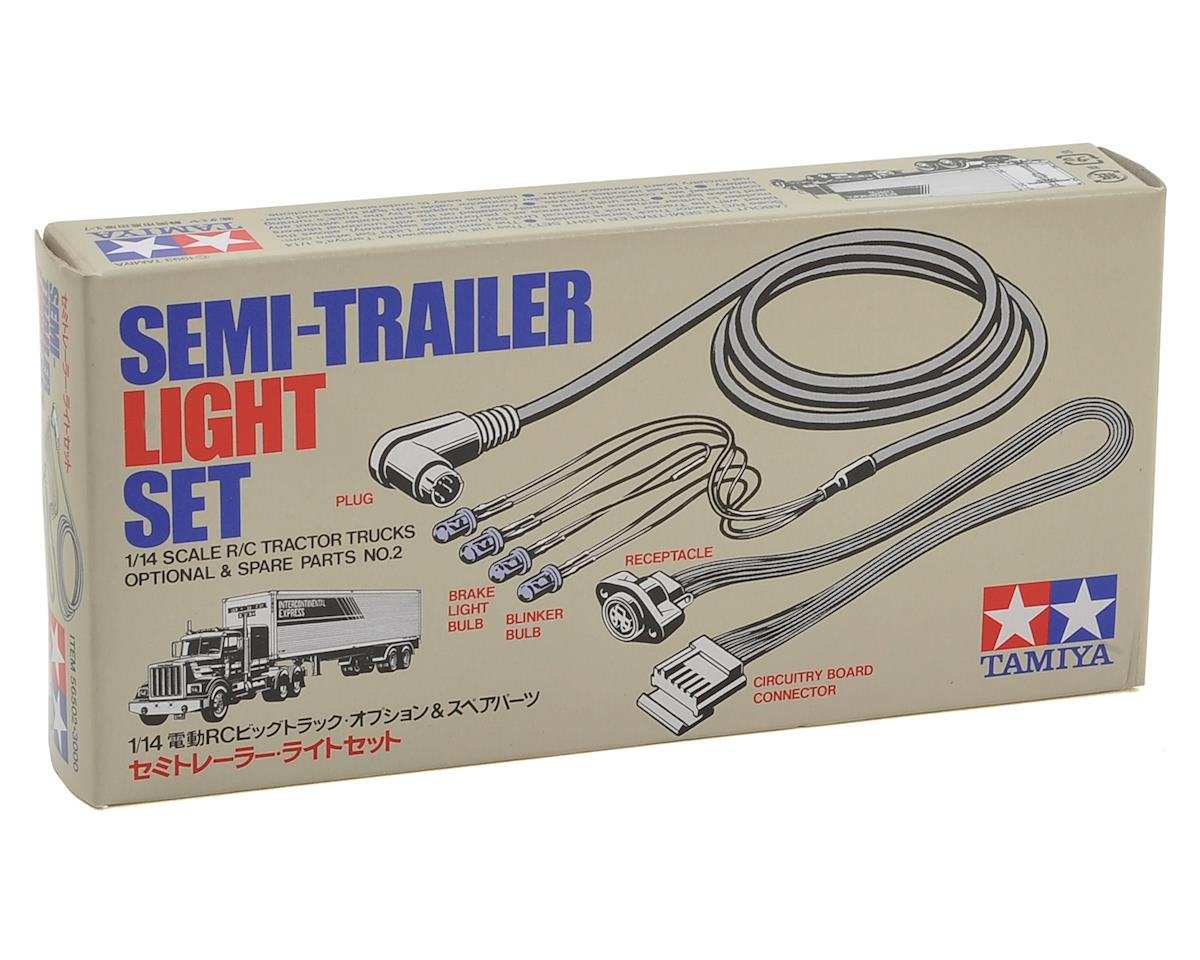 Tamiya 1/14 Semi Trailer Light Set