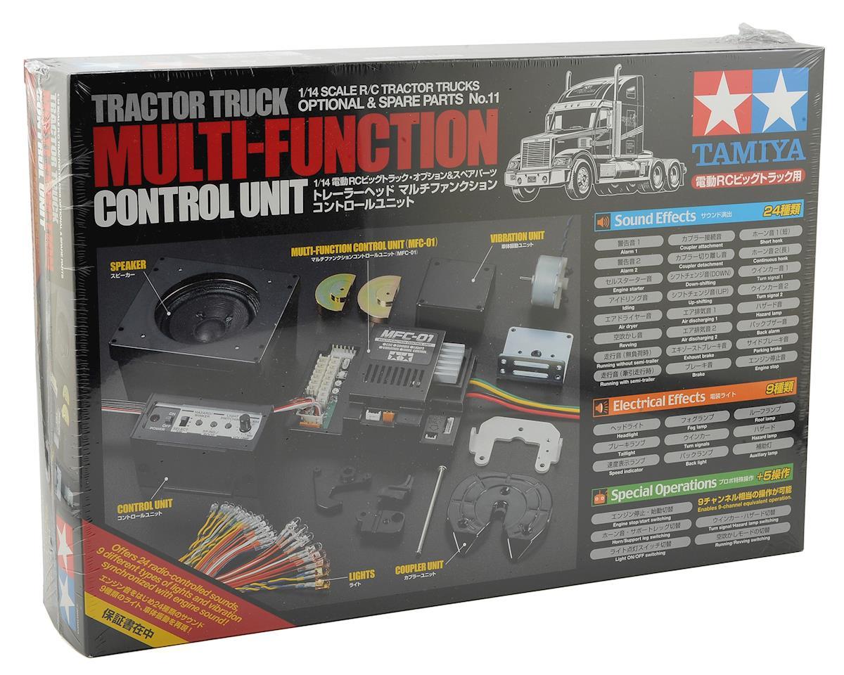1/14 Semi Truck Multi-Function Unit by Tamiya