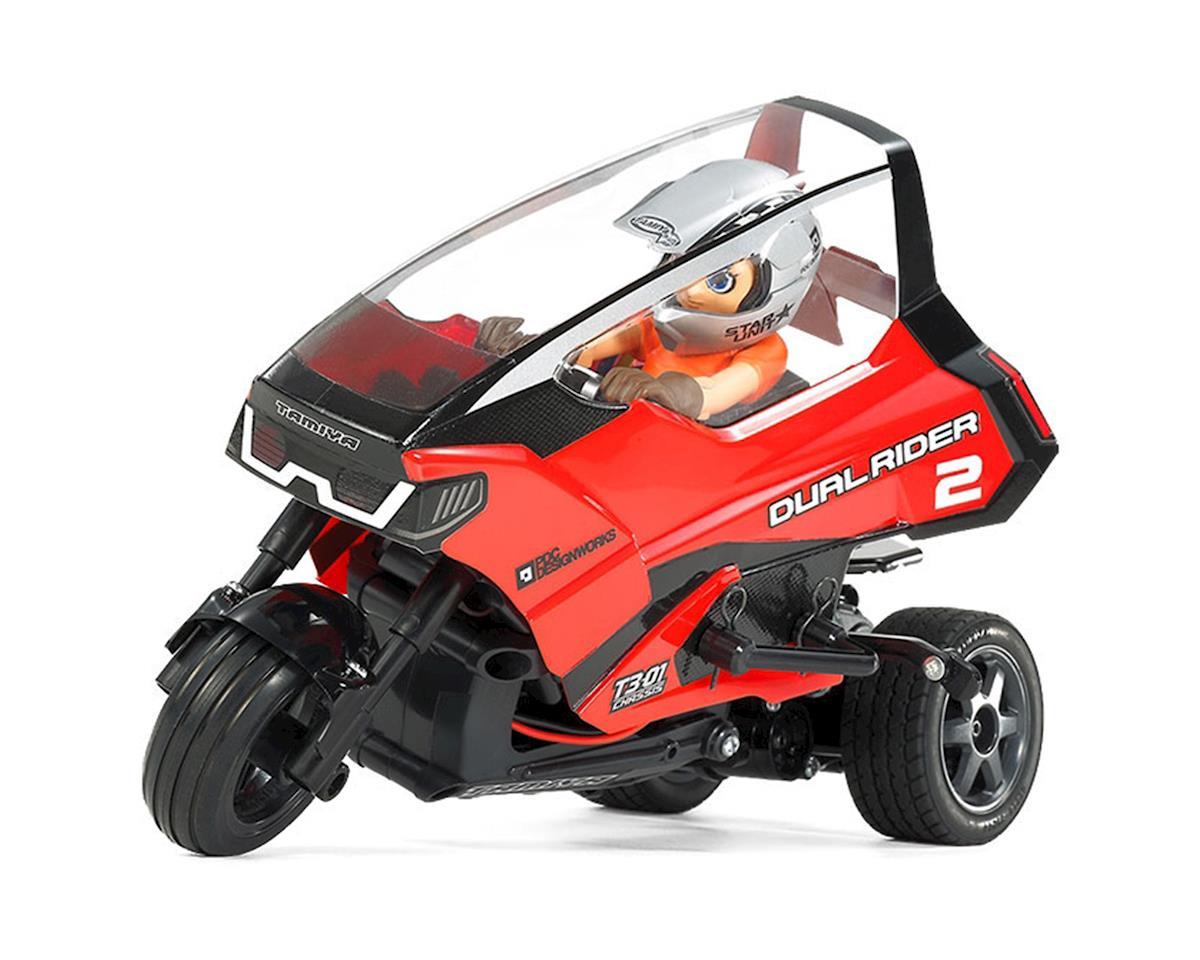 Tamiya Dual Rider T3-01 3-Wheel Leaning Trike Kit