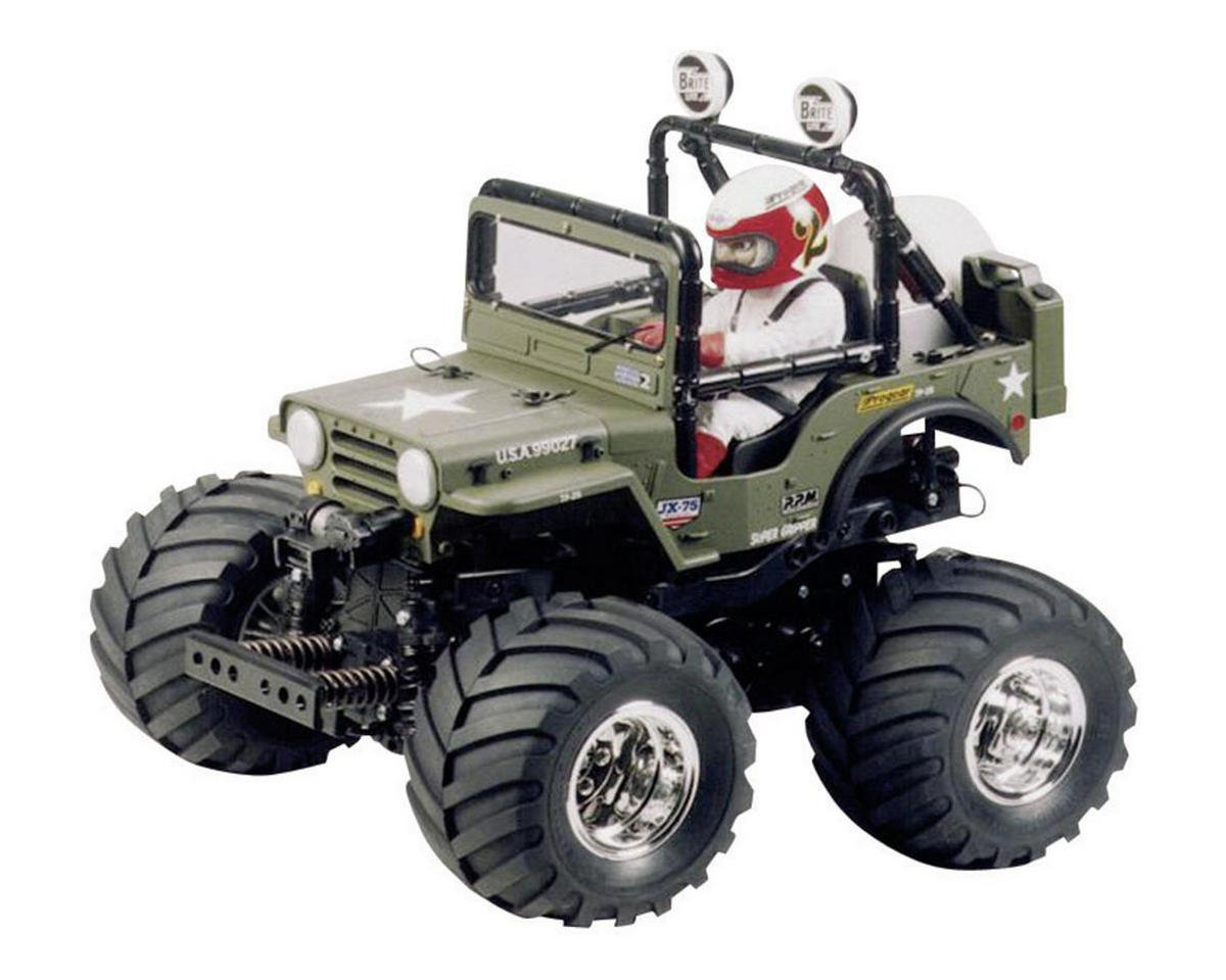 Wild Willy 2000 2WD Monster Truck Kit by Tamiya