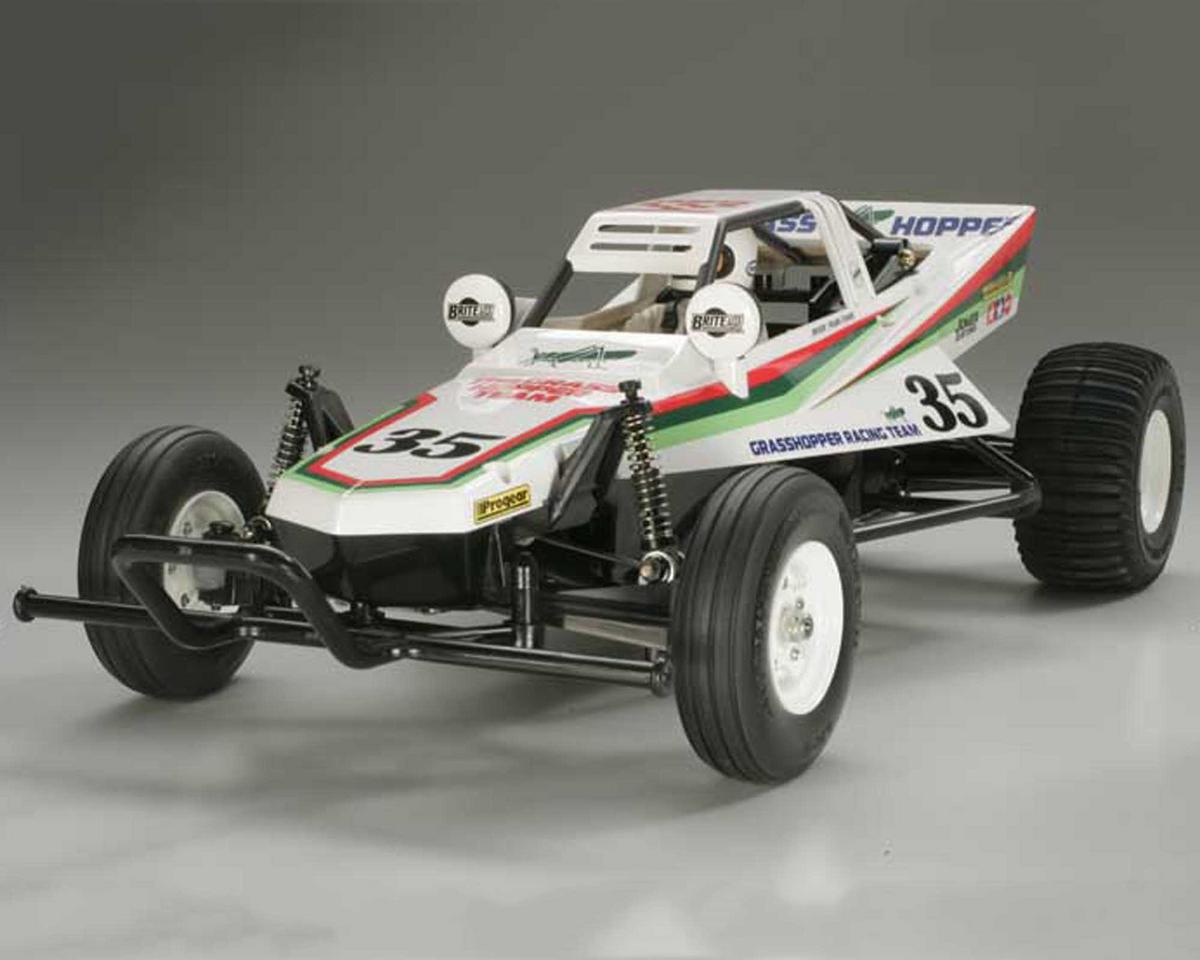 Tamiya Grasshopper 1/10 Off-Road 2WD Buggy Kit TAM58346