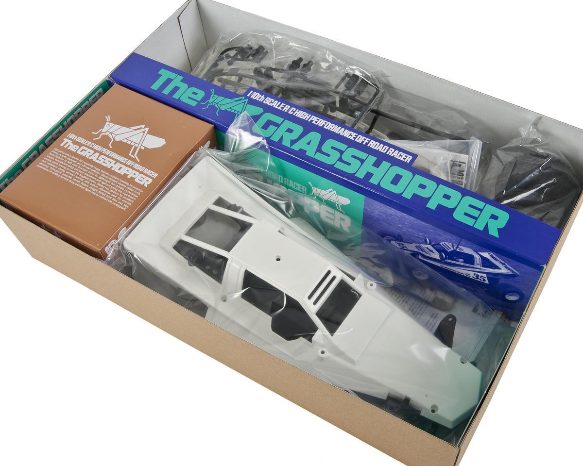 Tamiya Grasshopper 1/10 Off-Road 2WD Buggy Kit