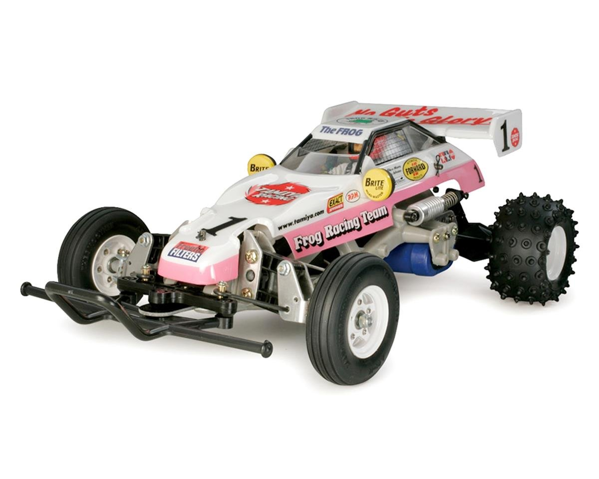 Tamiya Frog 1/10 Off-Road 2WD Buggy Kit
