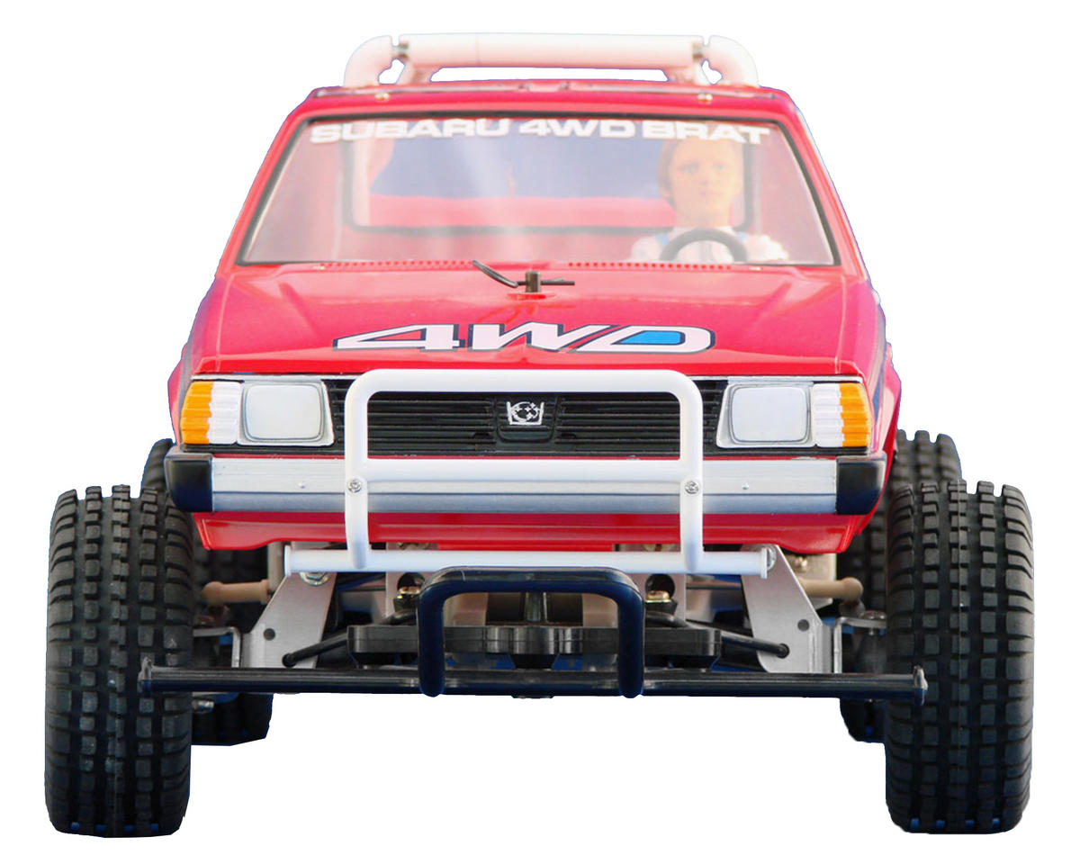 Subaru Brat 1/10 Off-Road 2WD Pick-Up Truck Kit by Tamiya