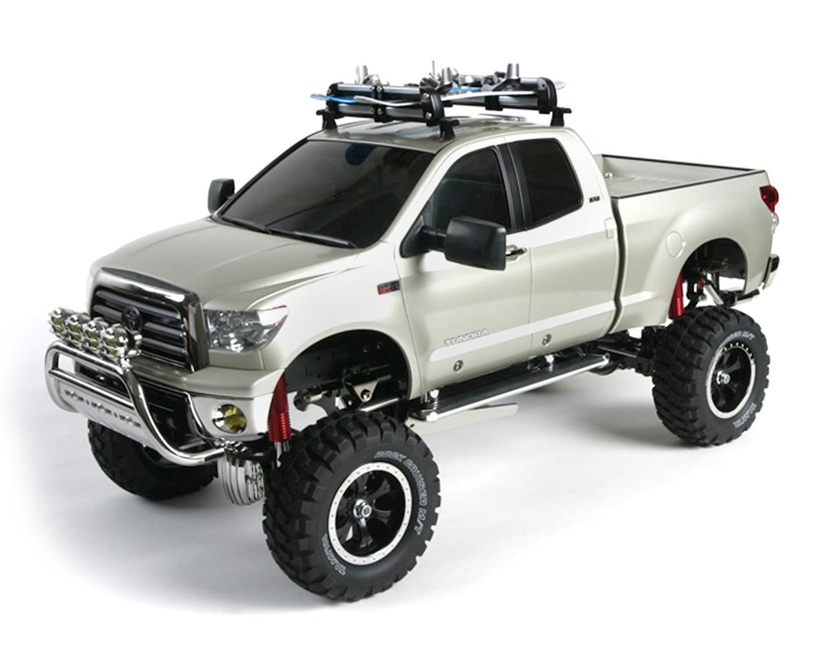 tamiya toyota tundra high lift 1 10 4x4 scale pick up truck tam58415 rock crawlers amain. Black Bedroom Furniture Sets. Home Design Ideas